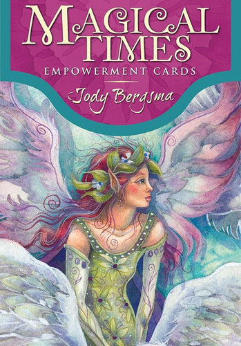 Magical Times Empowerment Cards (44-cards)  by Jody Bergsma