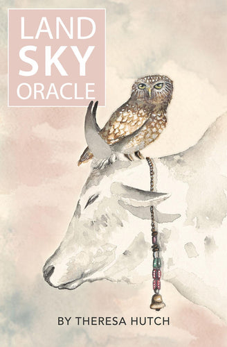 Land Sky Oracle   by  Hutch, Theresa