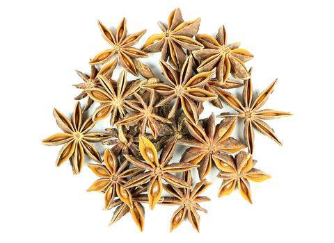 Anise, Star, Whole Herb (USA)  1 oz