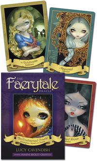 Fairytale Oracle Cards   by Jasmine Beckett Griffith