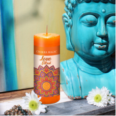Chakra Magic Candle - Love