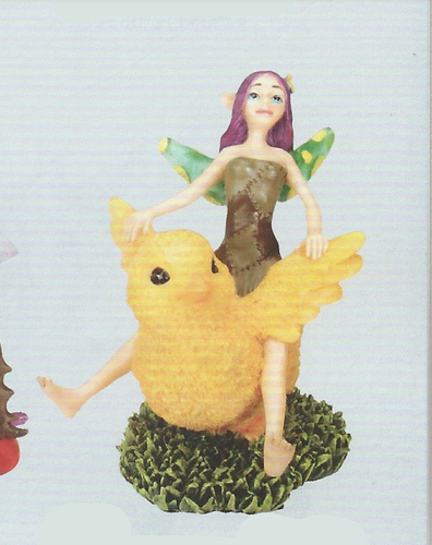 Chickity Fairy statue