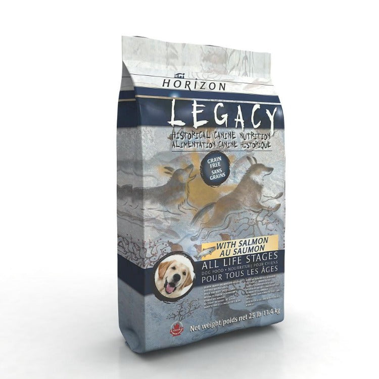 Horizon Legacy Adult Grain Free Salmon Dry Dog Food