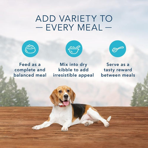 Blue Buffalo Wilderness Healthy Weight Grain Free Turkey & Chicken Grill Adult Canned Dog Food