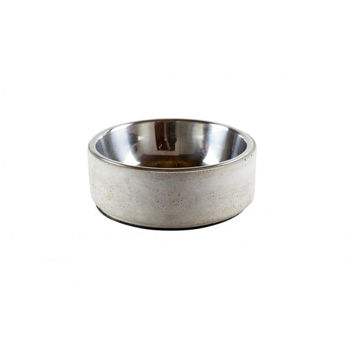 BeOneBreed Concrete Food Bowl for Dogs & Cats