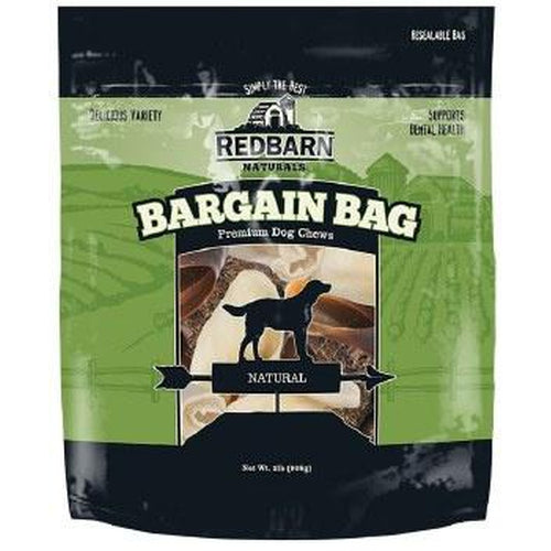 Redbarn Naturals Dog Treat Bargain Bag