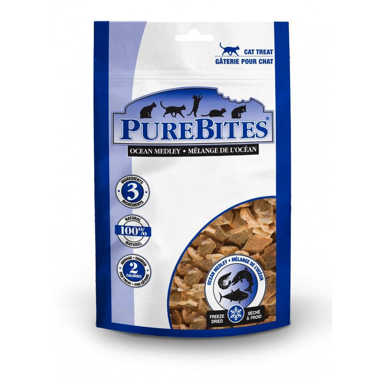 PureBites Ocean Medley Freeze Dried Cat Treats