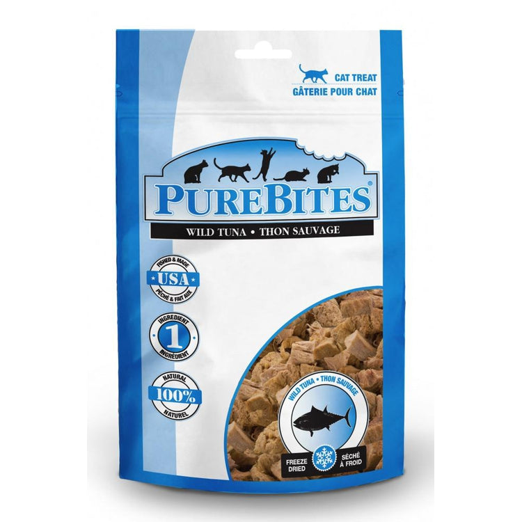 PureBites Tuna Freeze Dried Cat Treats