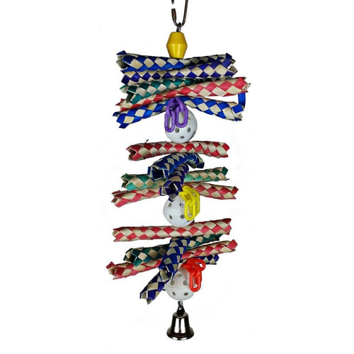 A & E Happy Beaks Finger Stack Bird Cage Accessory