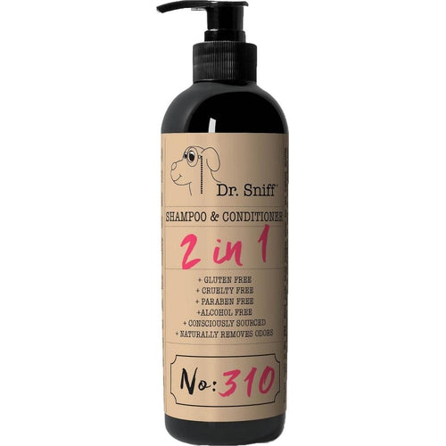 Dr. Sniff 2in1 Shampoo & Conditioner No. 310 Sweet Pup