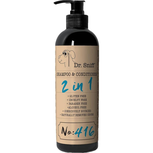 Dr. Sniff 2in1 Shampoo & Conditioner No. 416 Bright Pup