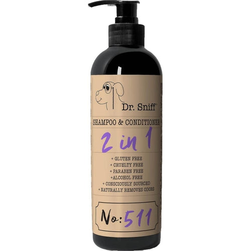 Dr. Sniff 2in1 Shampoo & Conditioner No. 511 Calm Pup