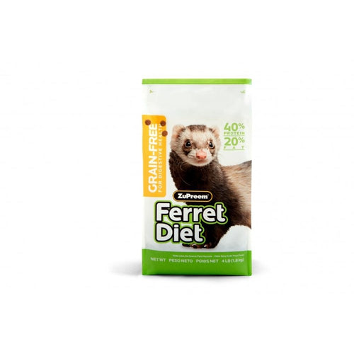 Zupreem Grain-Free Ferret Diet