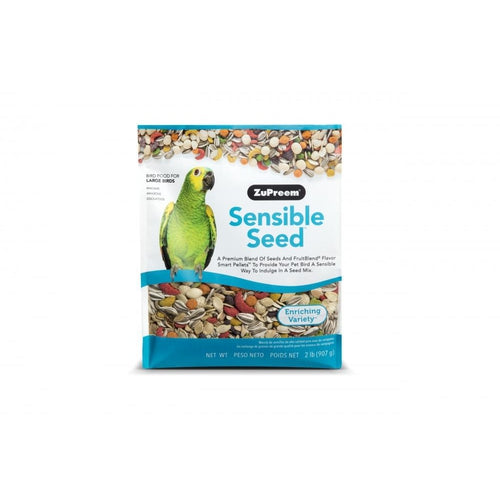 Zupreem Sensible Seed Food for Large Birds