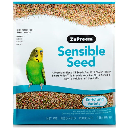 Zupreem Sensible Seed Food for Small Birds
