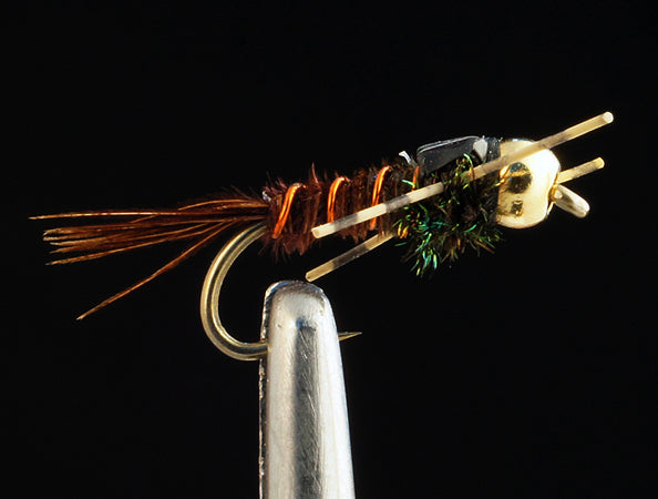 BH RL Epoxy Pheasant Tail Flashback (12 Pack)