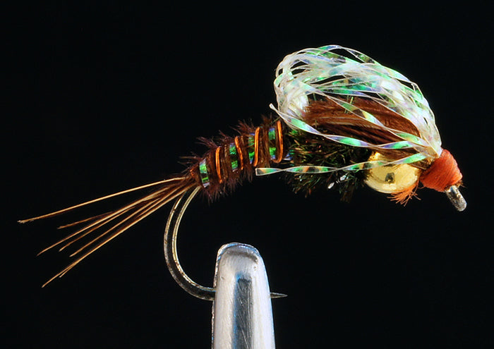 Trina's Bubble Back Emerger (12 Pack)