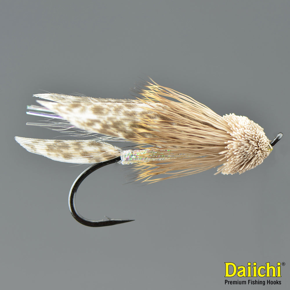 Muddler Minnow corps Flash
