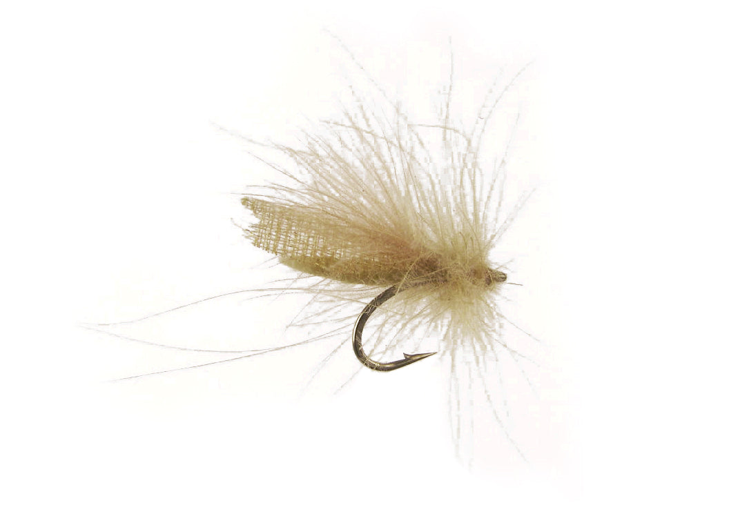 Silverman's Extended Body Caddis - Tan (12 Pack)