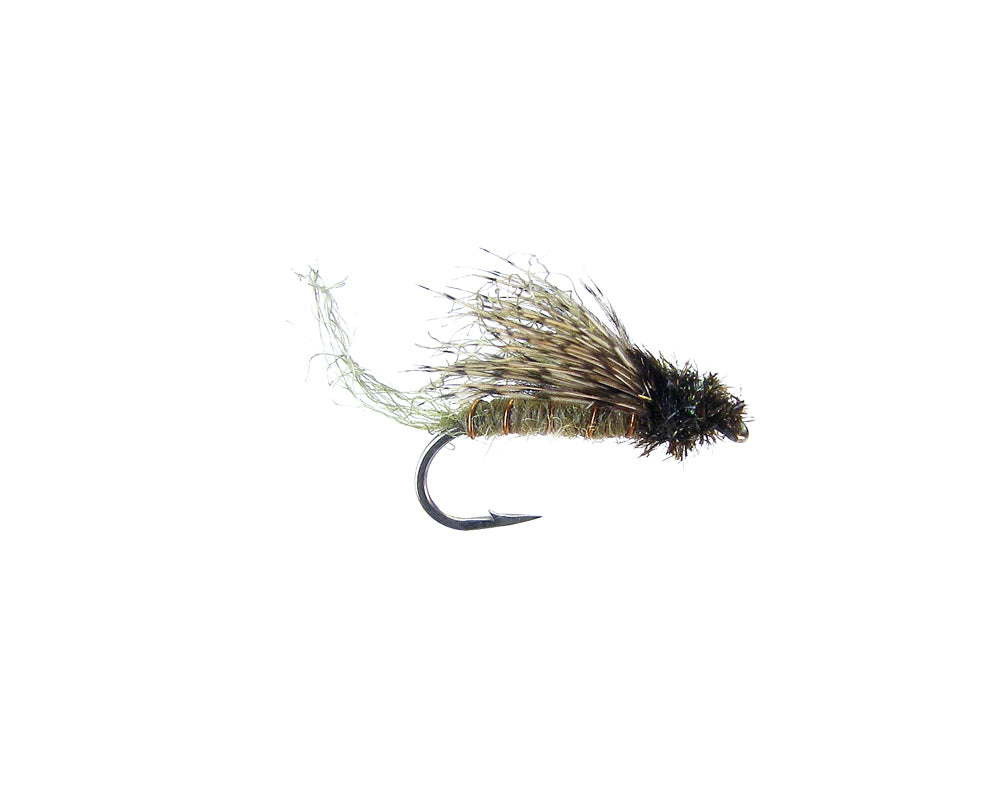 Partridge Caddis Emerger (12 Pack)