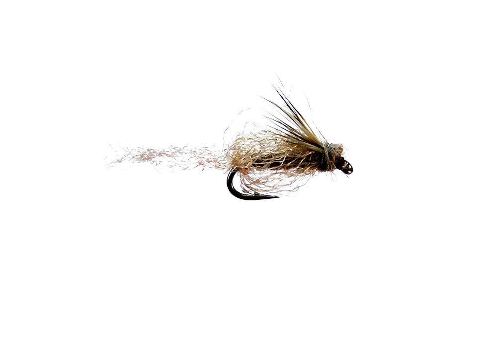 Sparkle Caddis Pupa - Tan (12 Pack)