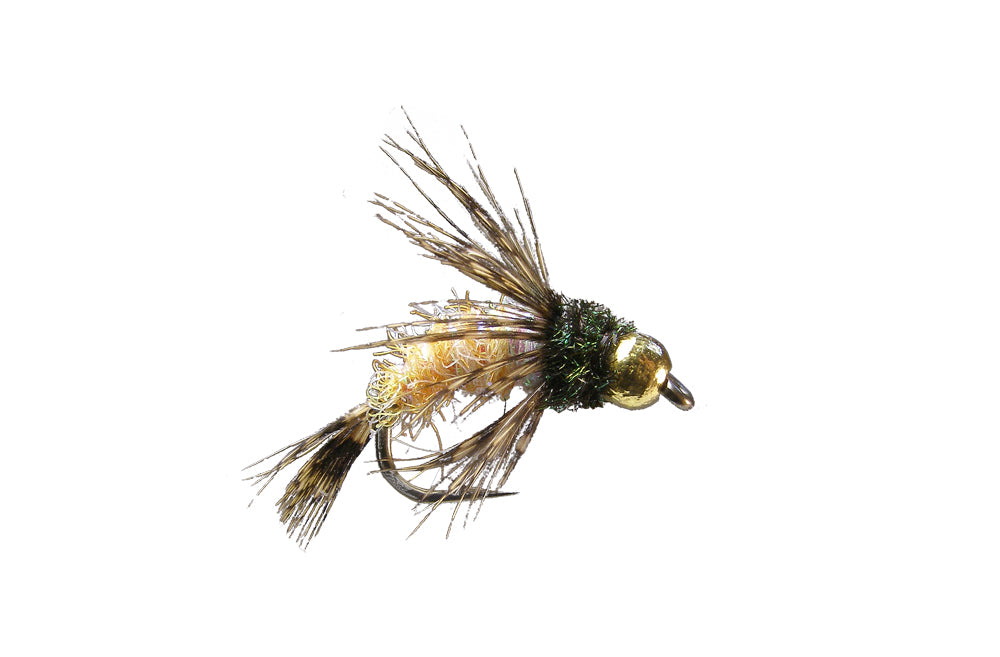Anderson's Tung Bird of Prey - October Caddis (12 Pack)