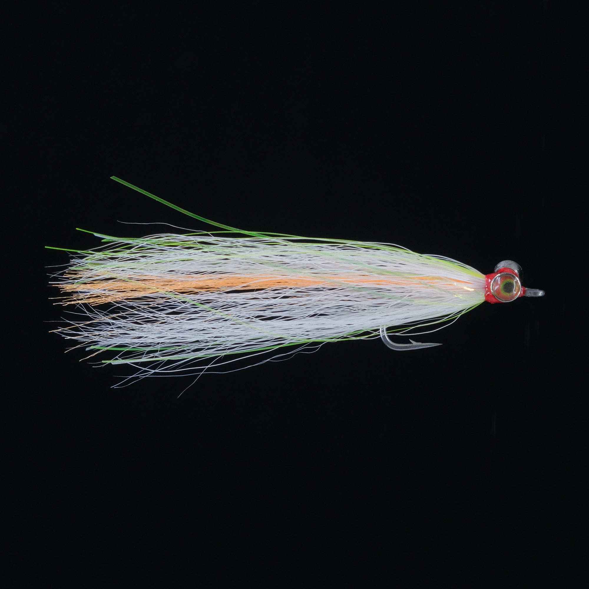 Striper - White/ Orange