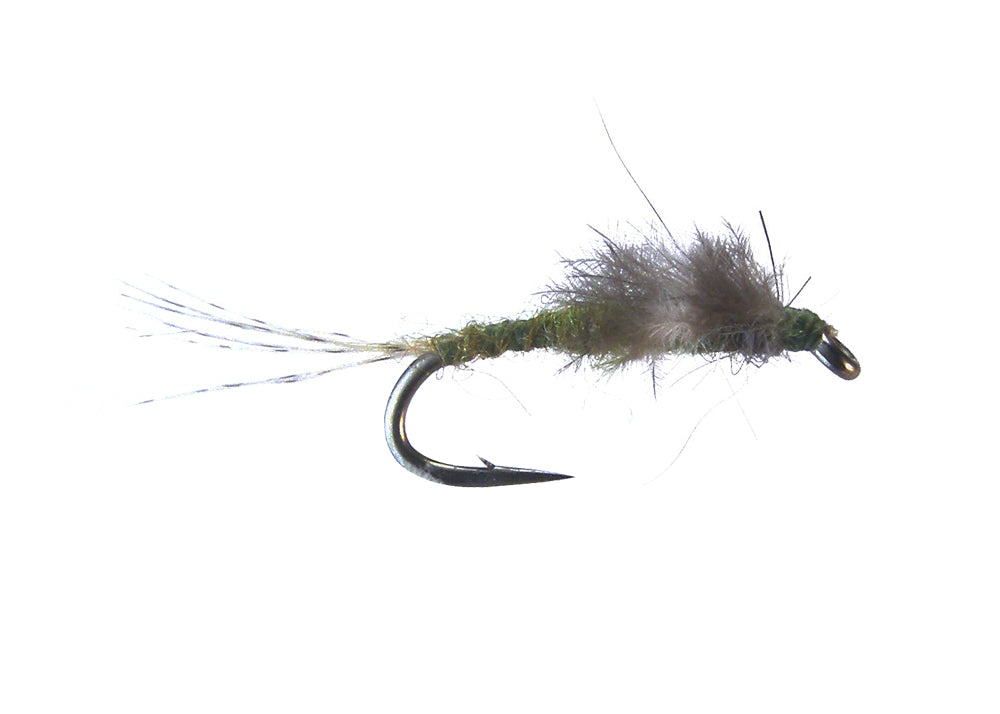 Downey's Wonder Nymph - Baetis (12 Pack)