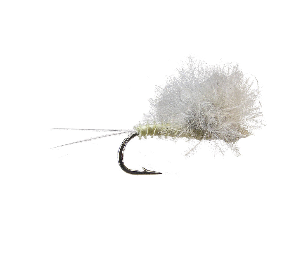 CDC Hackle Stckr - PMD (12 Pack)