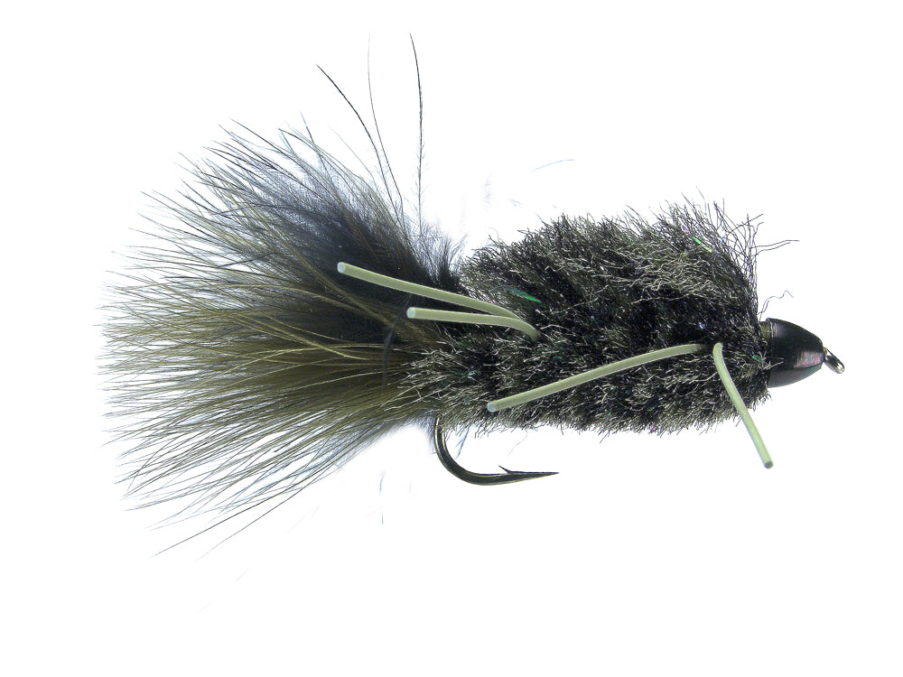 Silverman's Syn-Tuka - Black / Olive (12 Pack)