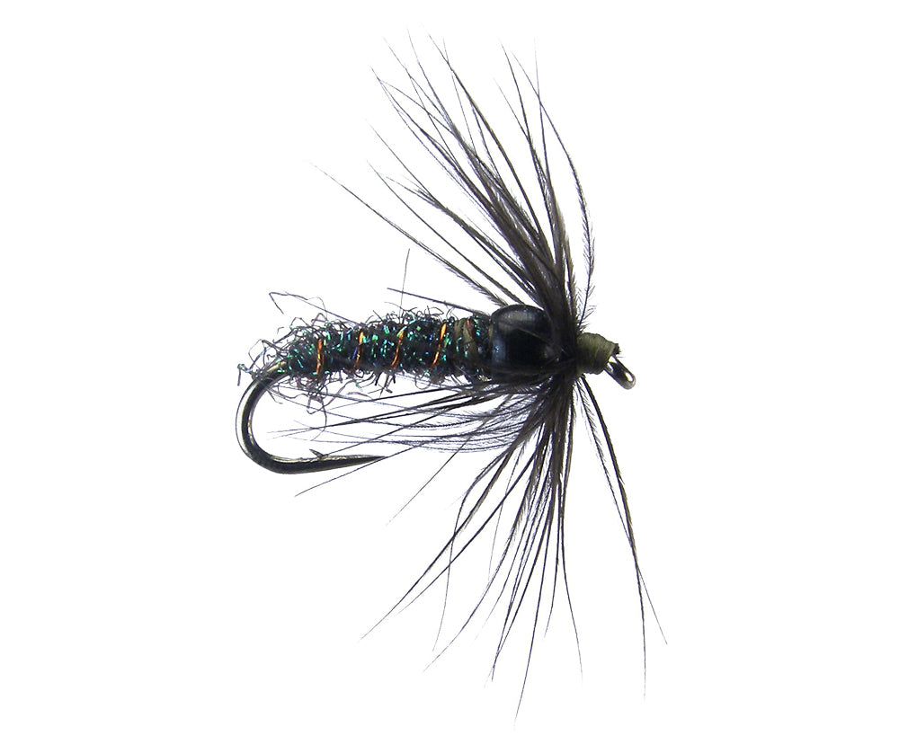BH Soft Hackle - Olive (12 Pack)