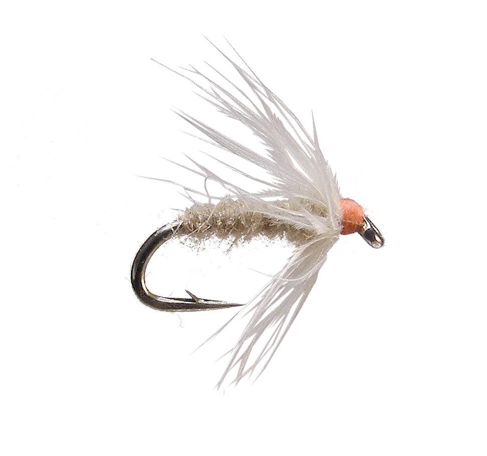 Soft Hackle Sow Bug (12 Pack)