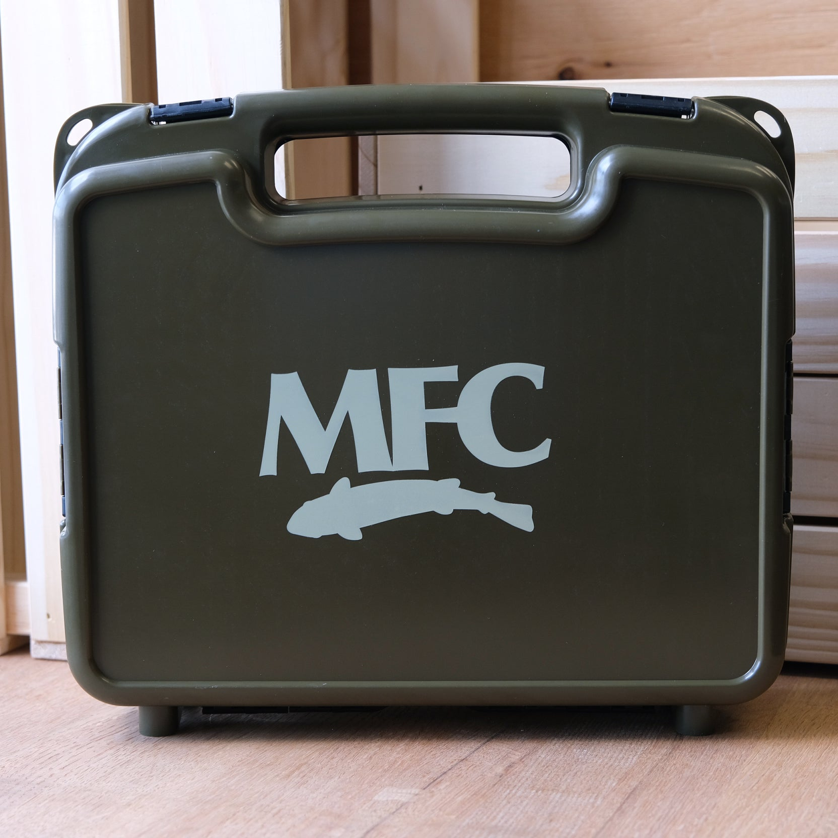 MFC Boat Box - Olive - Large