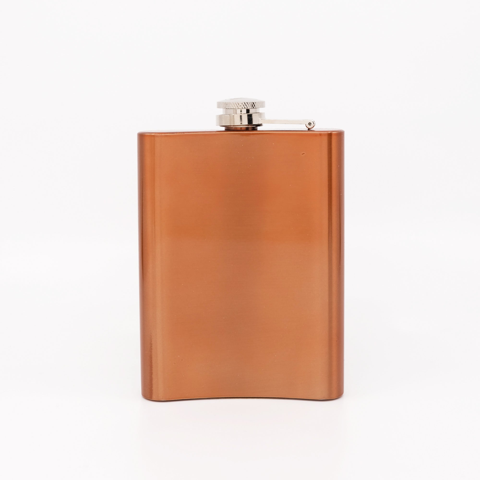 MFC Hip Flask - Logo