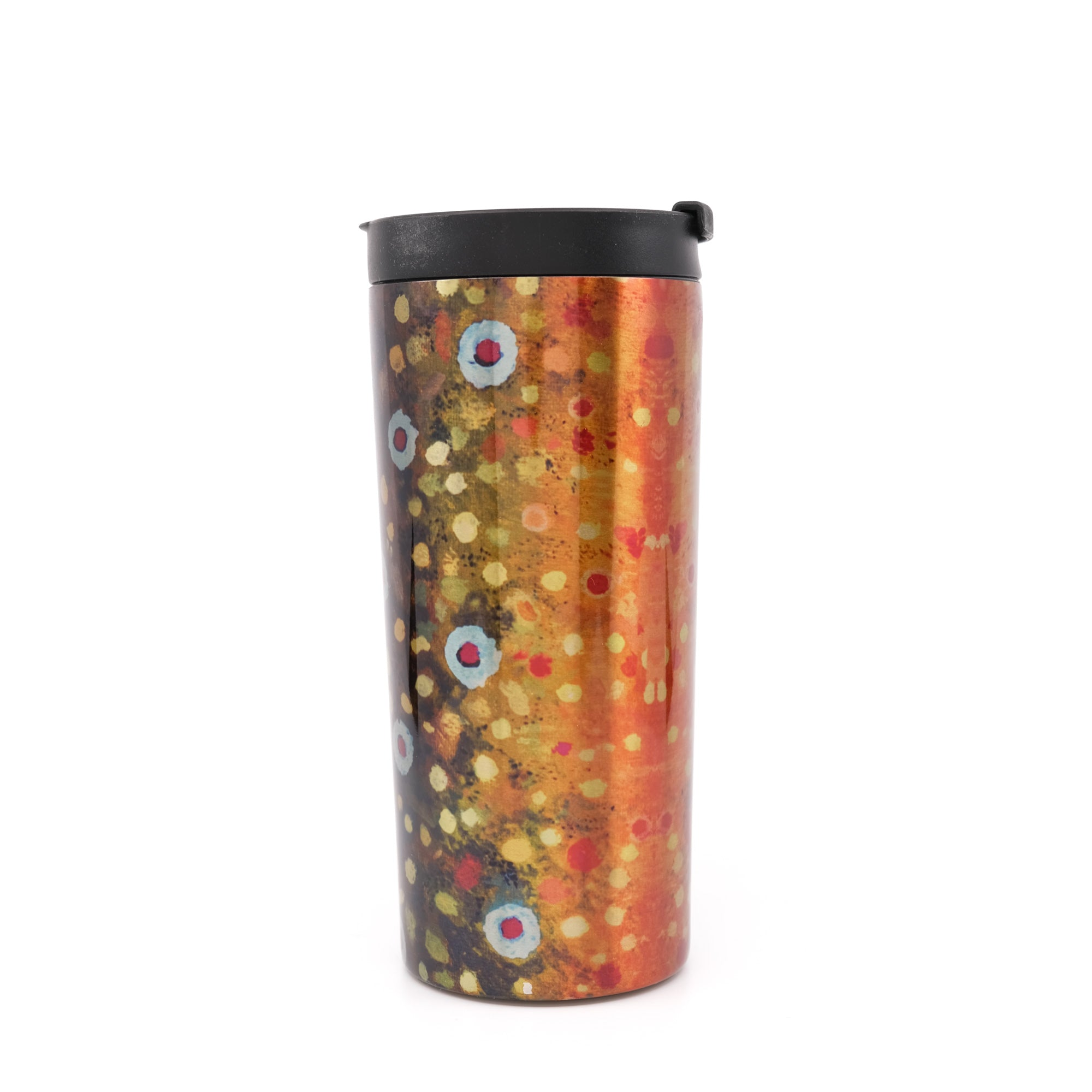 MFC Travel Mug - Sundell's Brook Trout Skin