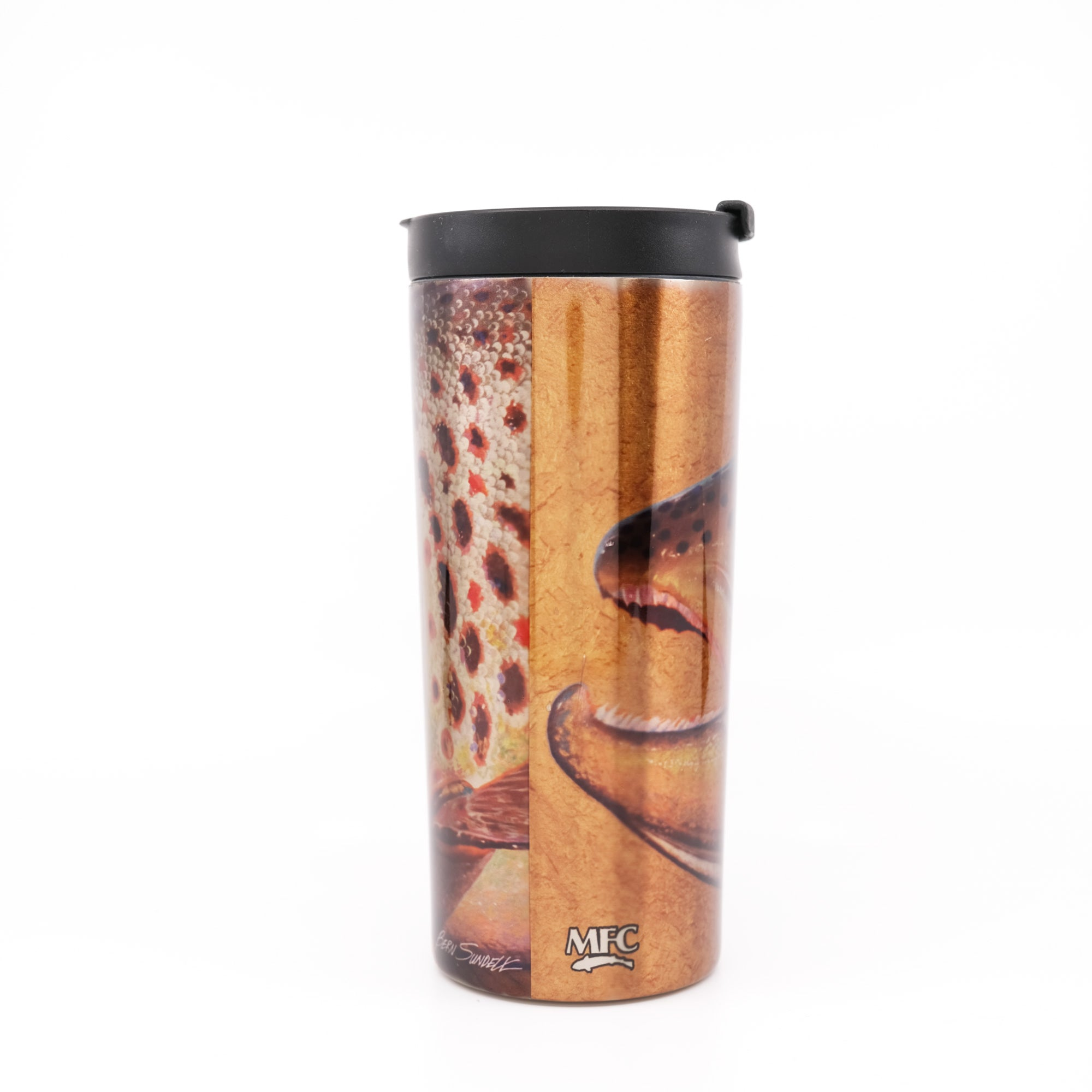 MFC Travel Mug - Sundell's October Brown