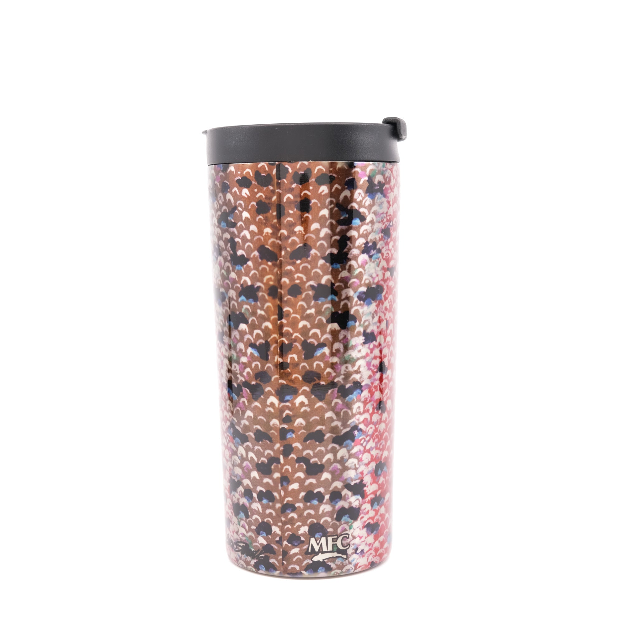 MFC Travel Mug - Sundell's Rainbow Trout Skin