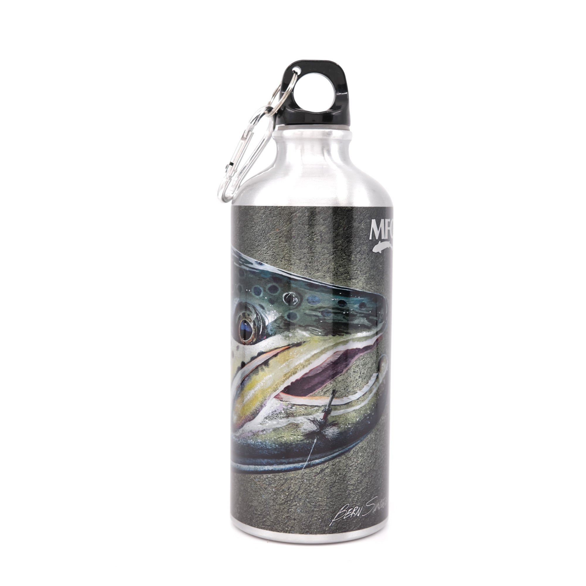 MFC Water Bottle - Sundell's Yellow Thunder
