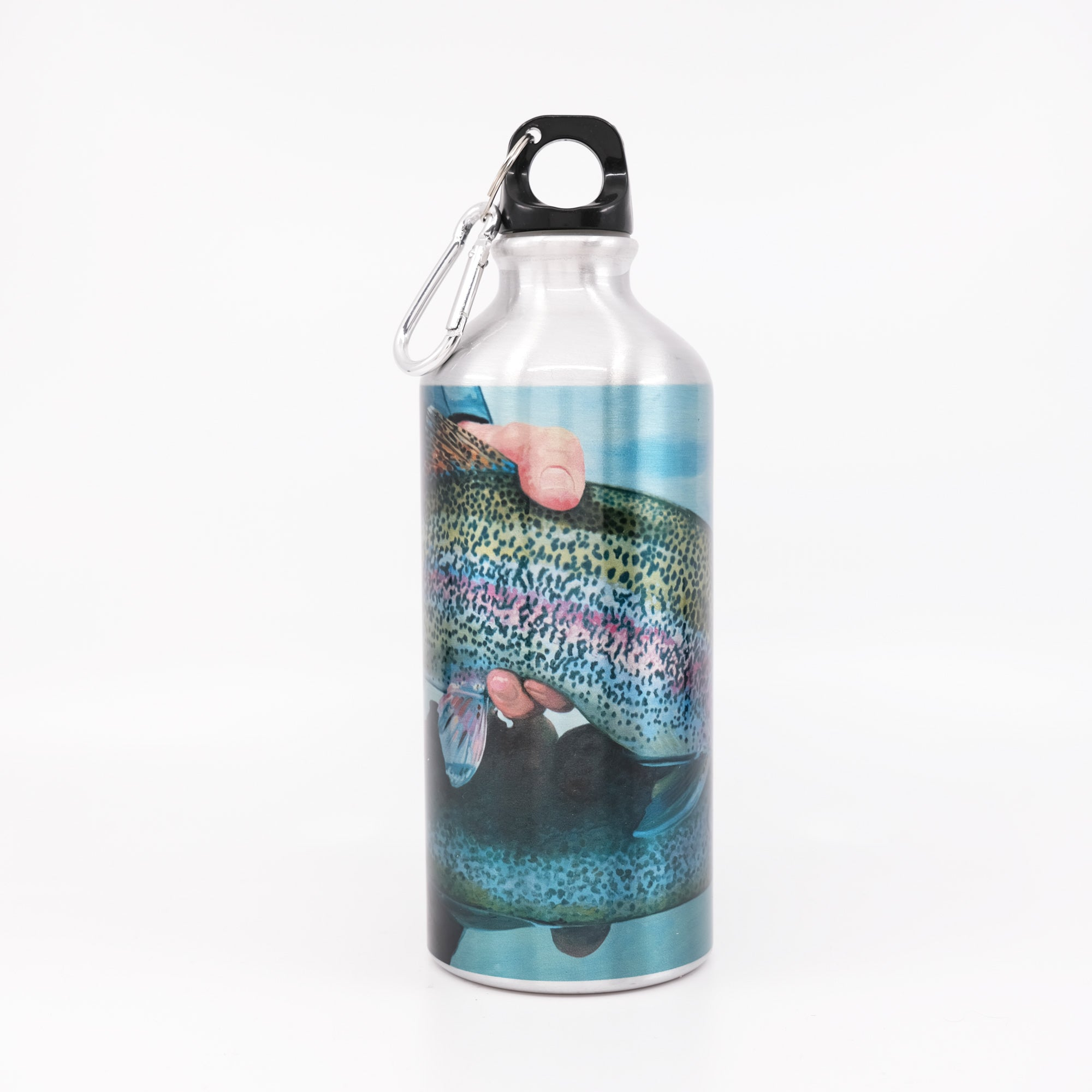 MFC Water Bottle - White's One Last Look (Rainbow)