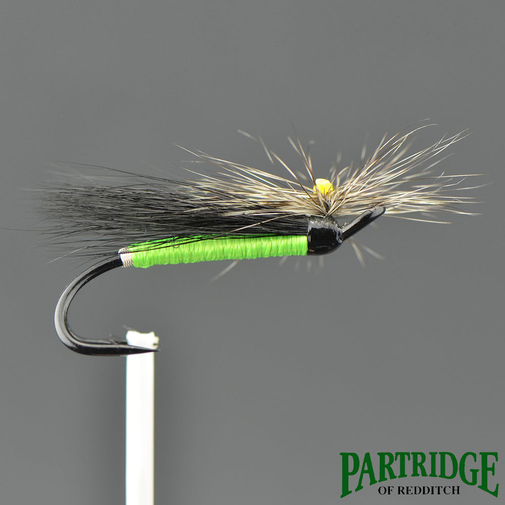 Stone Fly - Green / Green (Double)