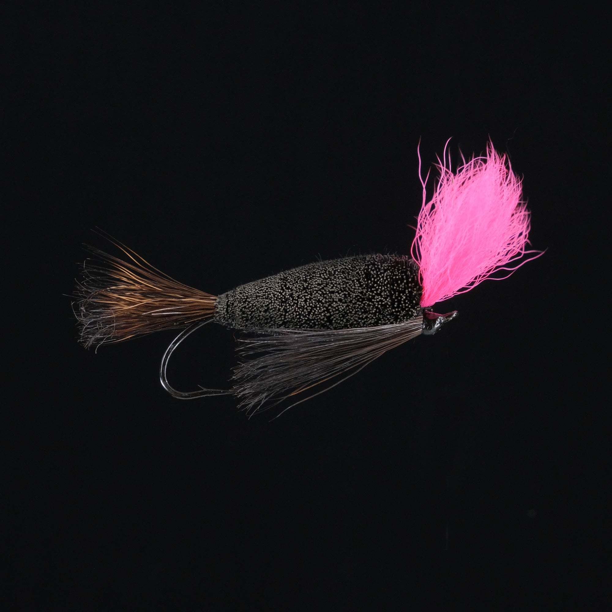 Pinky Dry Fly