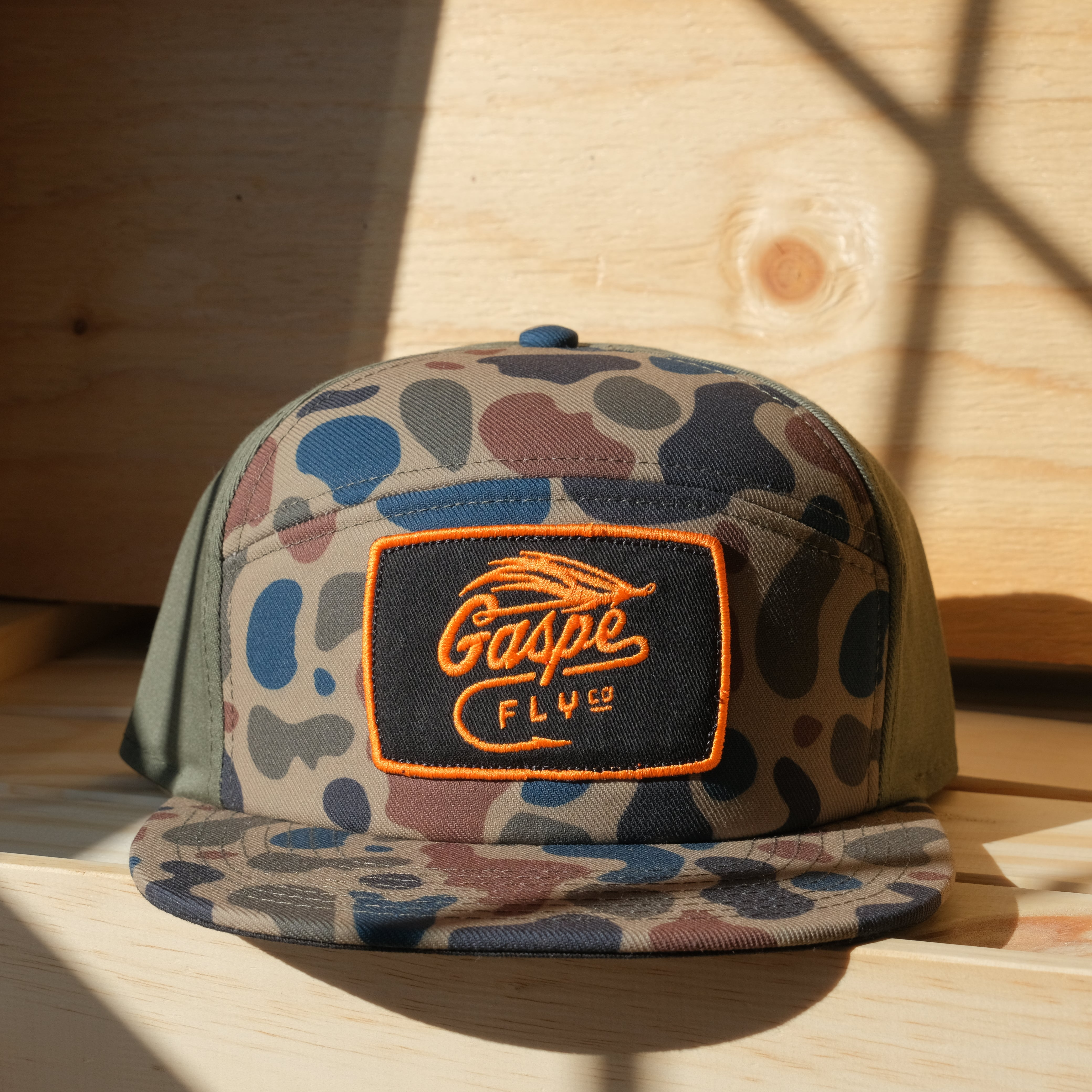 Tradesman - Marsh Duck Camo, Classic