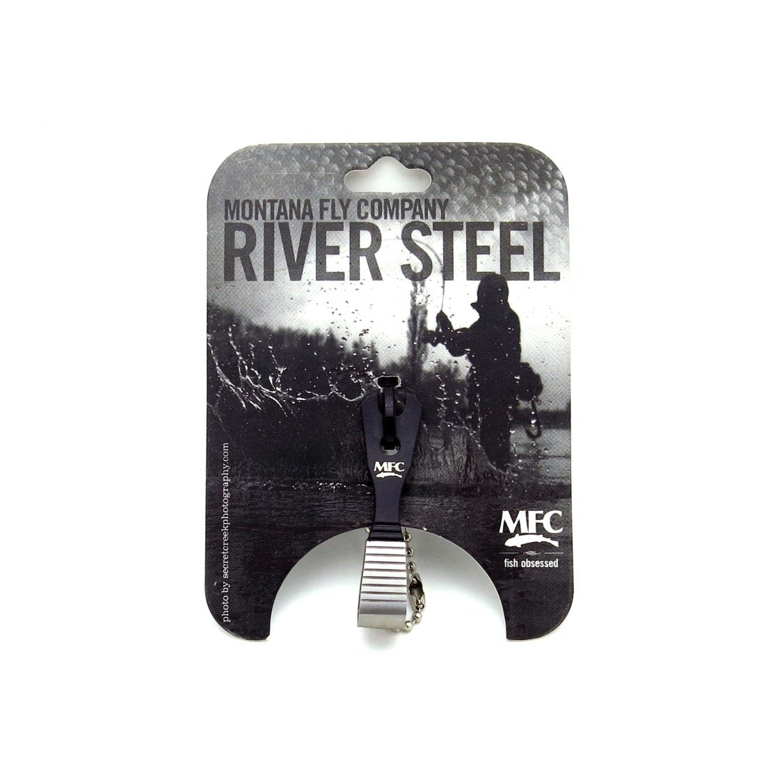 MFC River Steel - Groove Grip Nippers