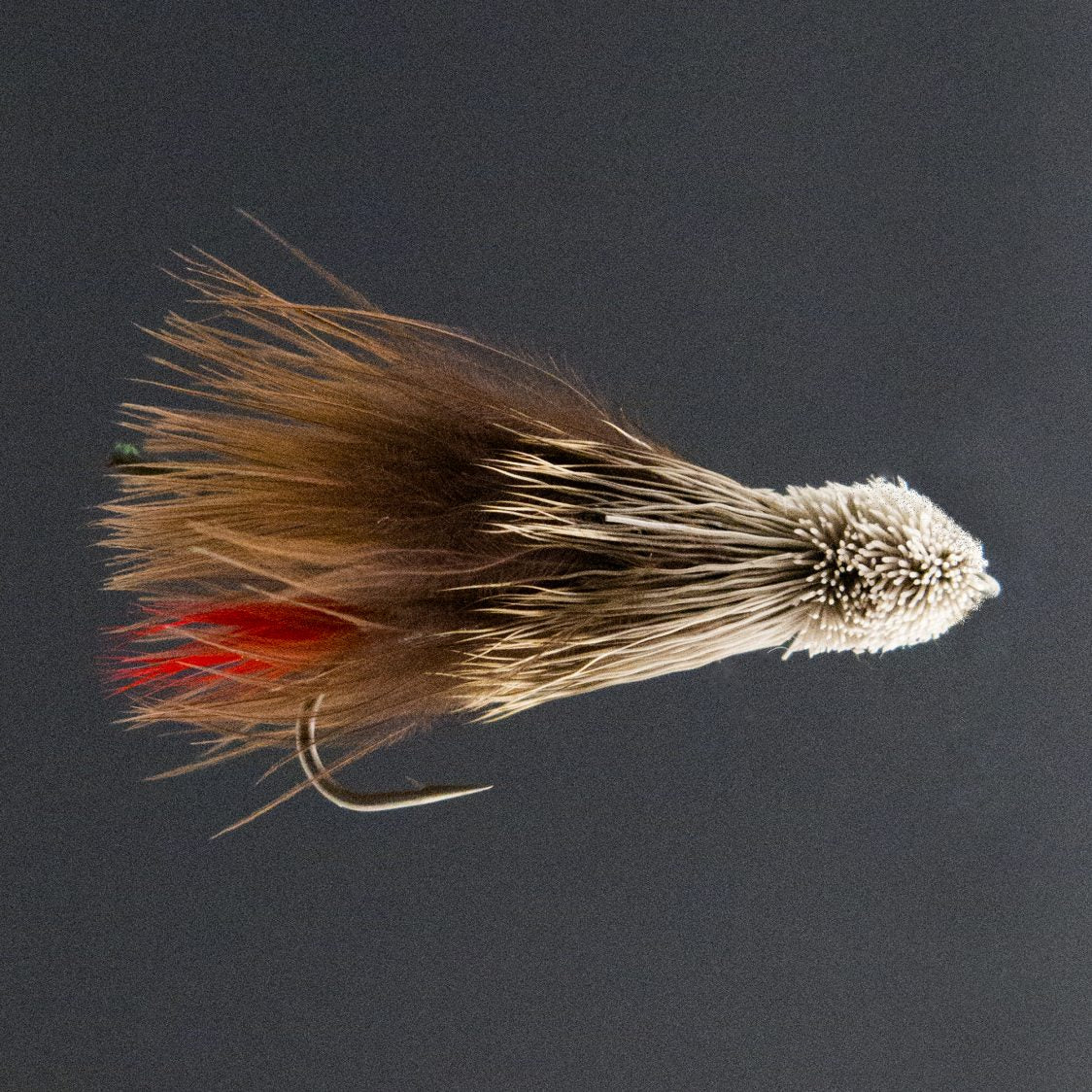 Muddler Marabou Brown