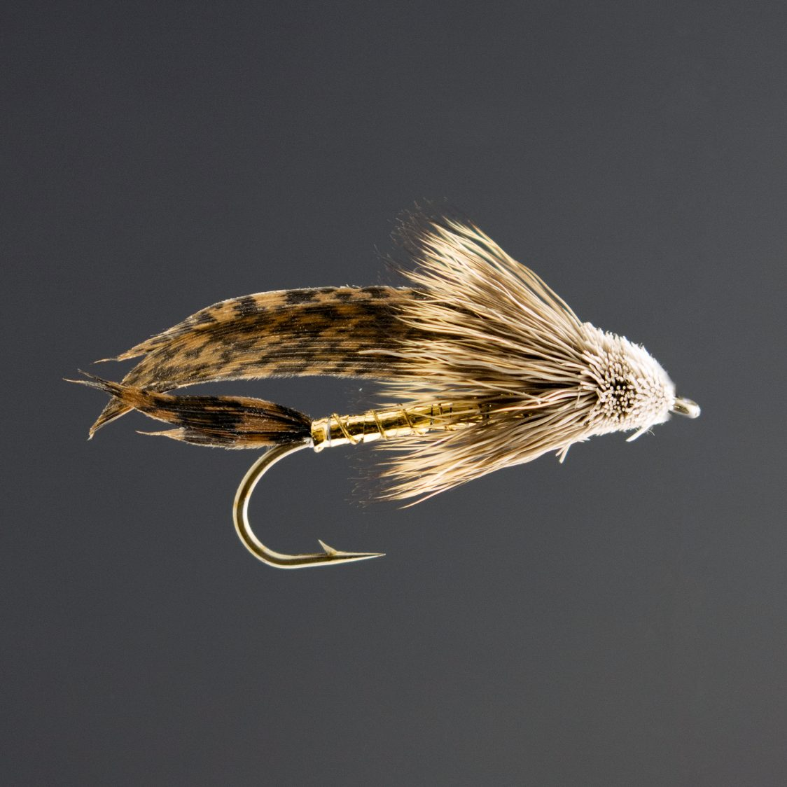 Muddler Minnow Natural Gold