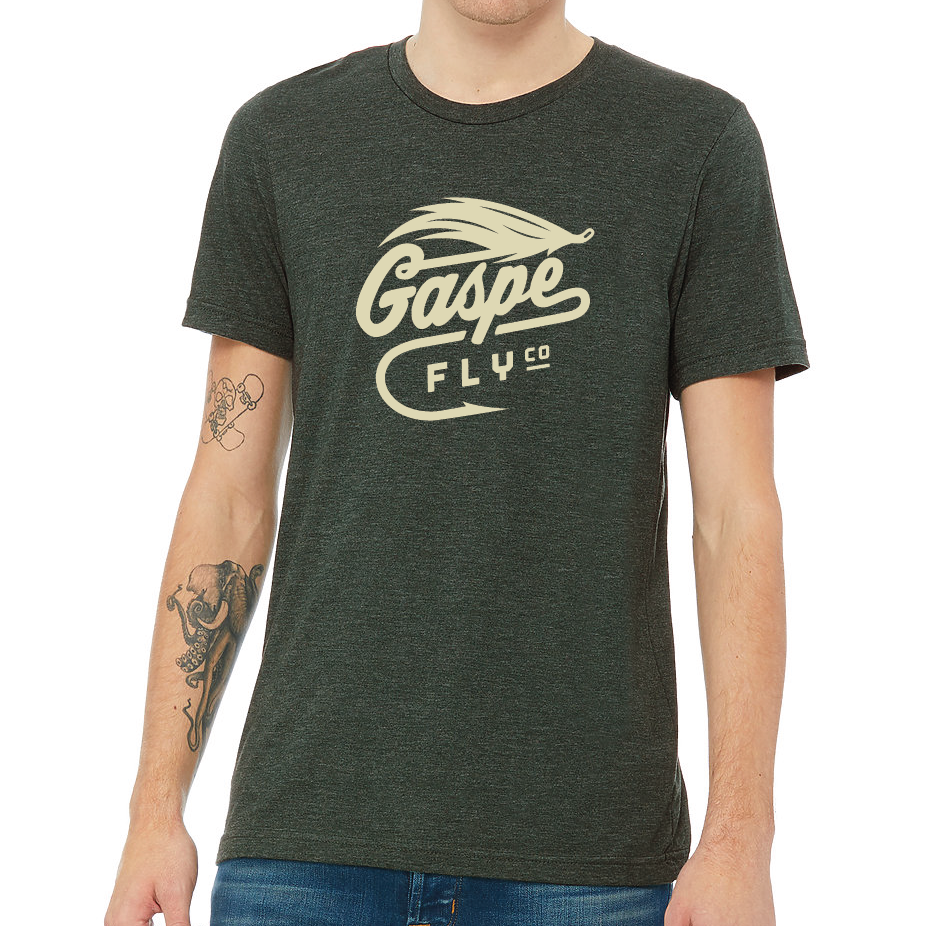 T-Shirt GFC - Spring Green