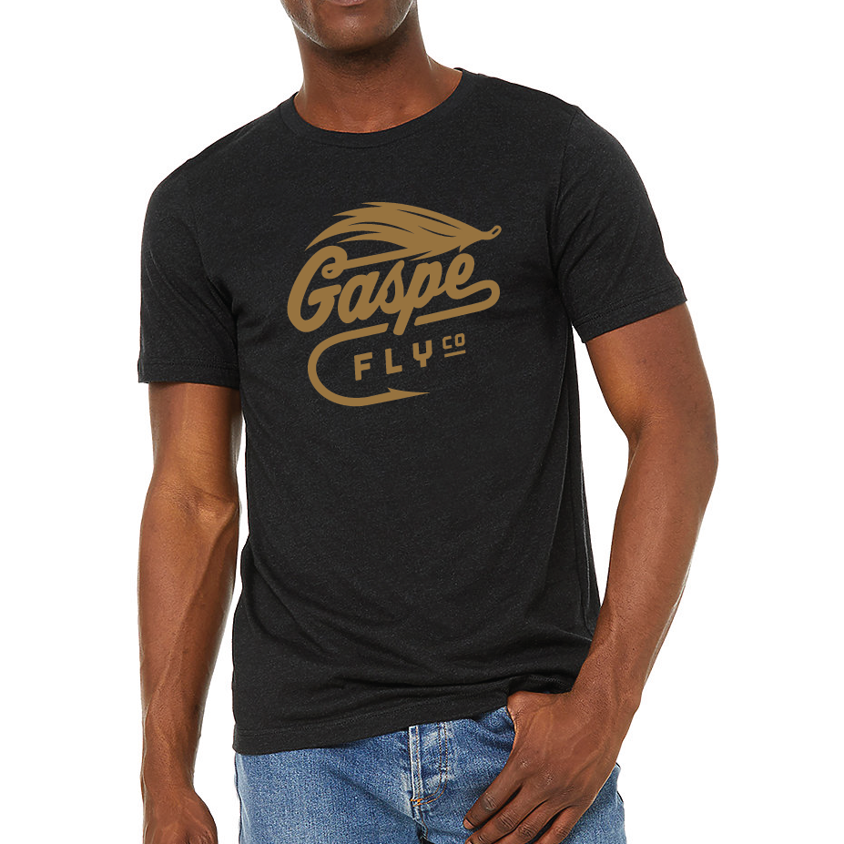 T-Shirt GFC - Golden