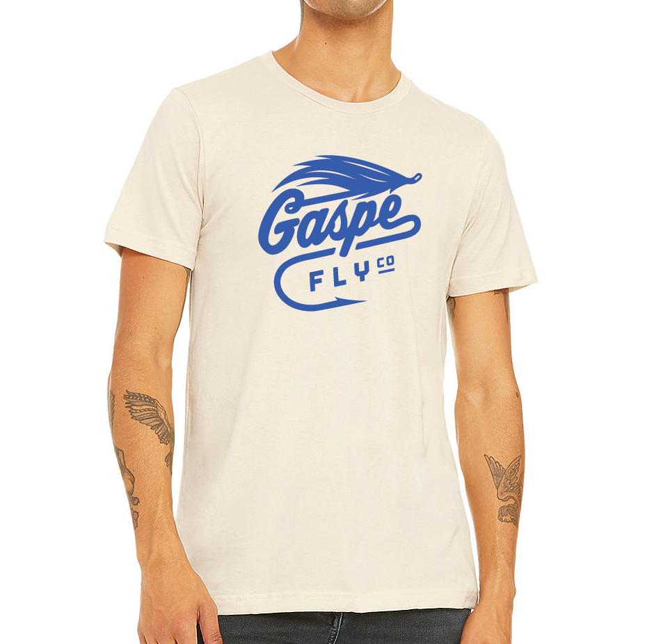 T-Shirt GFC - Cool Blue