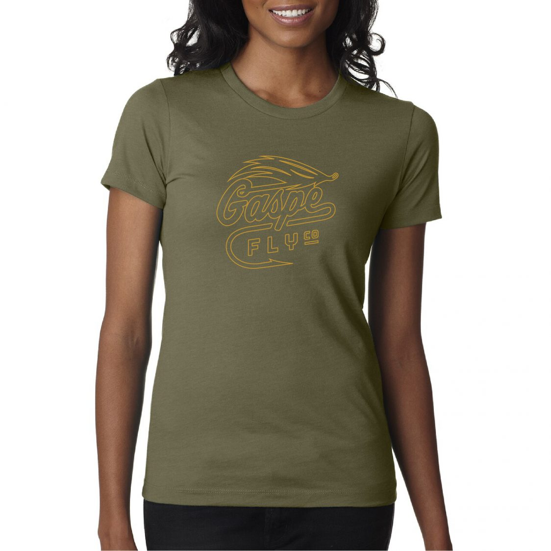 T-Shirt GFC - Outline II (Femmes)