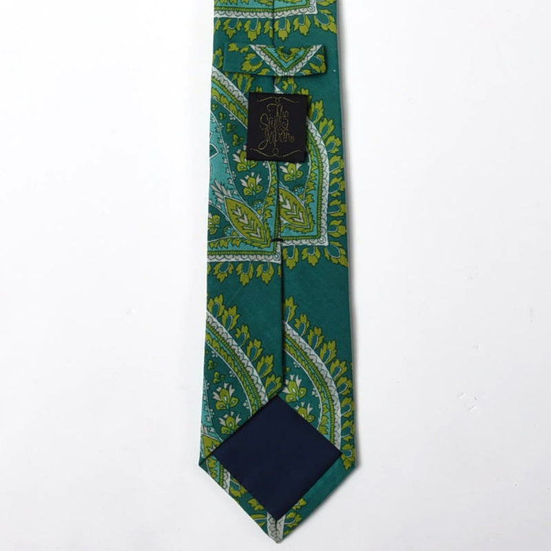 INDIAN PAISLEY TIE
